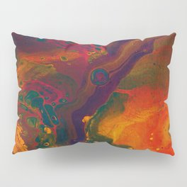 Insanity - An Abstract Piece Pillow Sham