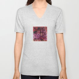Square and Rope Unisex V-Neck