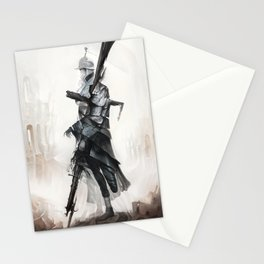 Apparition of War Stationery Cards