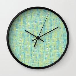 Intervine Wall Clock