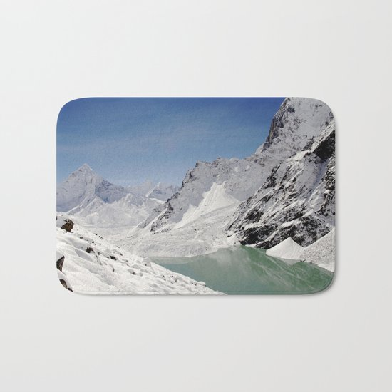 Mountain Paradise Bath Mat