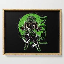 Super Broly Serving Tray
