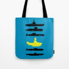 Know Your Submarines V2 Tote Bag