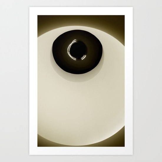 The eye #2 Art Print