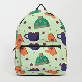 Have a cup of happyness green Backpack