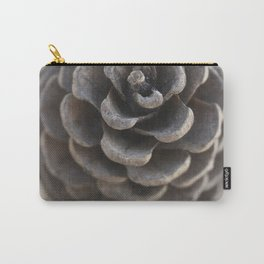 Perfect Pinecone Close Up Photograph Carry-All Pouch