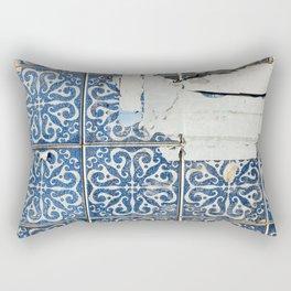 dirty azulejos Rectangular Pillow