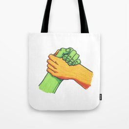 Hey Brother Tote Bag