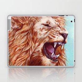 Lion's Roar Laptop & iPad Skin