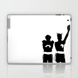 #TheJumpmanSeries, Basquiat X Warhol Laptop & iPad Skin