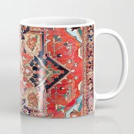 Heriz Azerbaijan Northwest Persian Rug Print Coffee Mug
