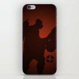 Pyro iPhone Skin