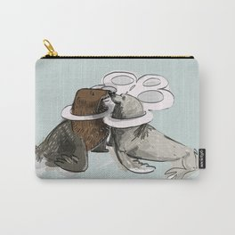 Until death do us part Carry-All Pouch