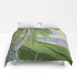 Seaside Serenity Comforters