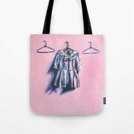 Second skin Tote Bag