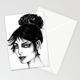 Modesty Blaise Stationery Cards