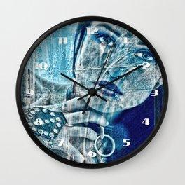 Slave Girl Wall Clock