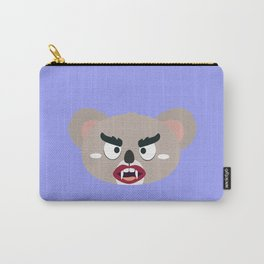 Koala vampire head Carry-All Pouch