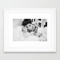 shinee Framed Art Prints featuring Taemin - SHINee by Felicia