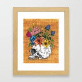 A Beautiful Mind Framed Art Print