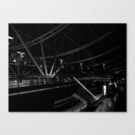 Underground 2 Canvas Print