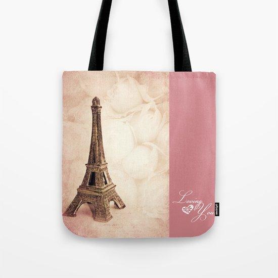 LOVING YOU ... Tote Bag
