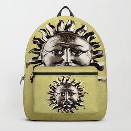 sepia sun Backpack