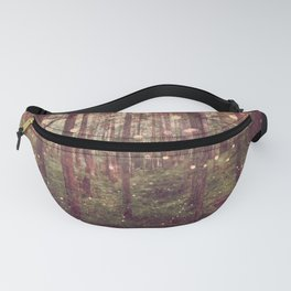 Autumn Lights Fanny Pack
