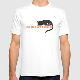 coolcat radio T-shirt
