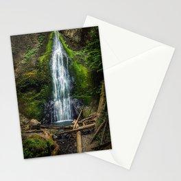 Marymere Falls Olympic Peninsula Stationery Cards