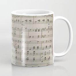 The Blue Danube Waltz Coffee Mug