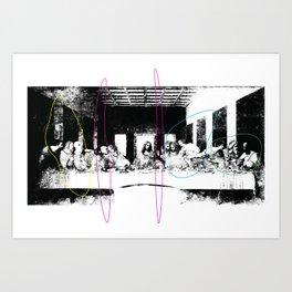 The Last Supper Art Print
