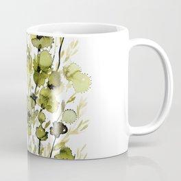 Floral Charm No.1H by Kathy Morton Stanion Coffee Mug
