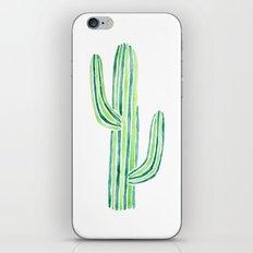 saguaro cactus iPhone & iPod Skin
