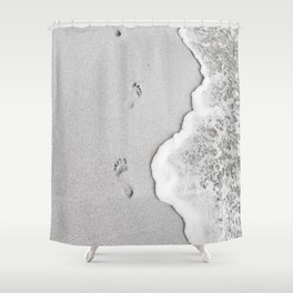 Lifestyle Background 34 Shower Curtain