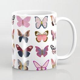 Pink Butterflies Coffee Mug