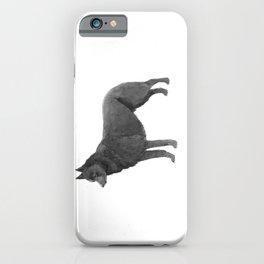 Schipperke - ink iPhone Case