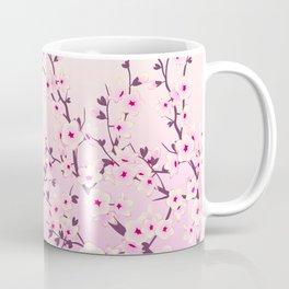Cherry Blossoms Pink Coffee Mug