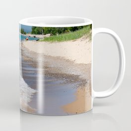 Lake_Michigan Beach, Charlevoix - III Coffee Mug