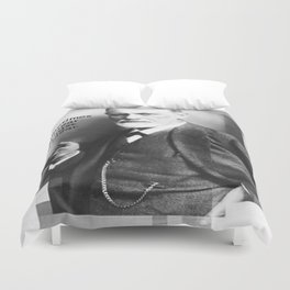 Sometimes A Cigar Is Just A Cigar Duvet Cover