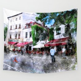 Cracow art 18 #cracow #krakow #city Wall Tapestry