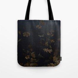 Drowned Leaves Tote Bag