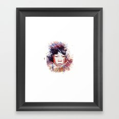 MONGOLIA Framed Art Print