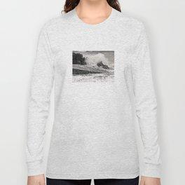 Angry Sea I Long Sleeve T-shirt