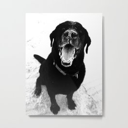 The Best Beach Day Ever Metal Print
