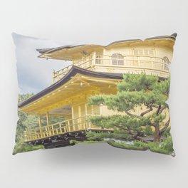 Japan Golden Pagoda Pillow Sham