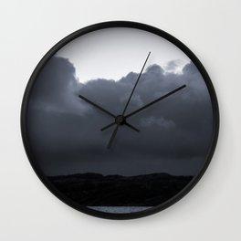 Always sunshine somewhere Wall Clock