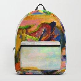 Beach Study Backpack