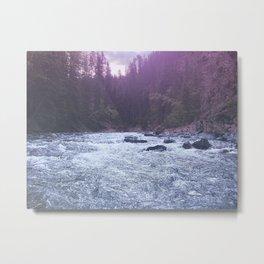 maligney water Metal Print