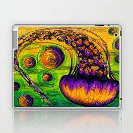 Jelly fish 2 Laptop & iPad Skin